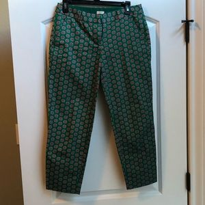 J.Crew Women's Capri pants